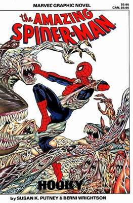 Marvel Graphic Novel (Softcover) #22