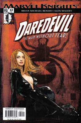 Daredevil Vol. 2 (1998-2011) (Comic-Book) #63 (443)