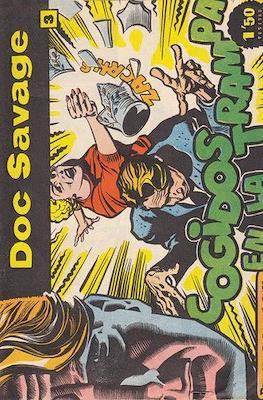 Doc Savage (Grapa (1961)) #3