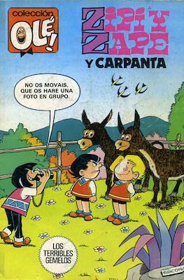 Colección Olé! (1ª Edición - Rústica, 64-80 páginas) #246