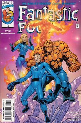 Fantastic Four Vol. 3 (Comic Book) #40