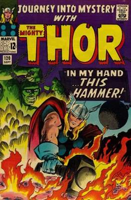 Journey into Mystery / Thor Vol 1 #120