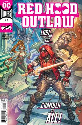 Red Hood and the Outlaws Vol. 2 #47