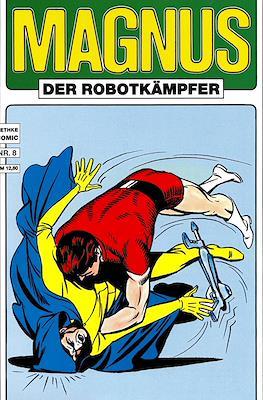 Magnus: Der Robotkämpfer (Softcover. 48 pp) #8
