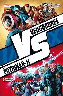VVX: VS (2012-2013). Los Vengadores vs. La Patrulla-X (Grapa) #1