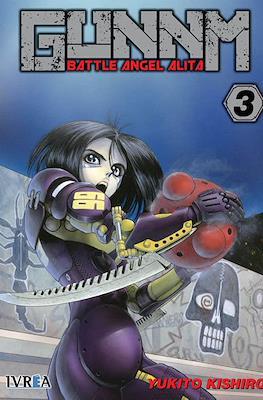 Gunnm - Battle Angel Alita #3