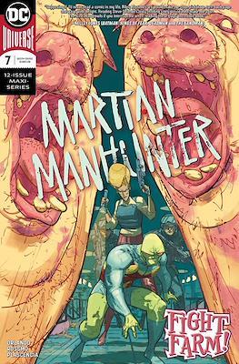 Martian Manhunter Vol. 5 (2018-...) (Comic Book) #7
