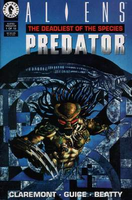 Aliens / Predator: The Deadliest of the Species #1