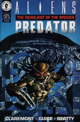 Aliens / Predator: The Deadliest of the Species (Grapa) #1