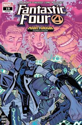 Fantastic Four Vol. 6 (2018-...) (Comic Book) #19
