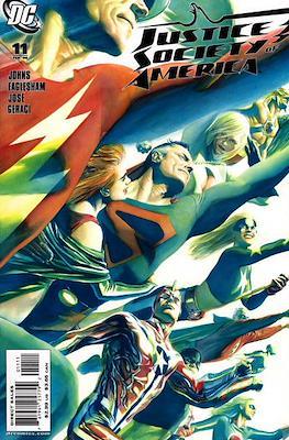 Justice Society of America Vol. 3 (2007-2011) #11