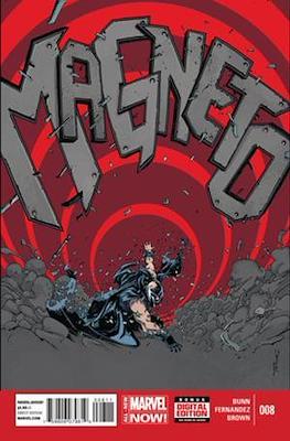 Magneto Vol. 3 (Comic-book) #8