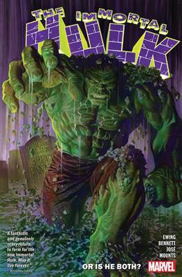 The Immortal Hulk (Softcover) #1