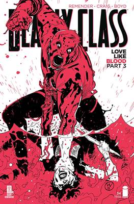 Deadly Class (Comic-book) #34