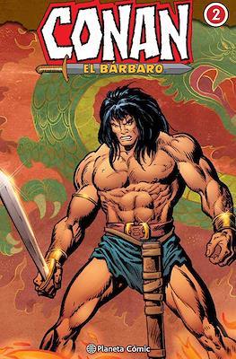 Conan El Bárbaro (Cartoné 600 pp Integral) #2