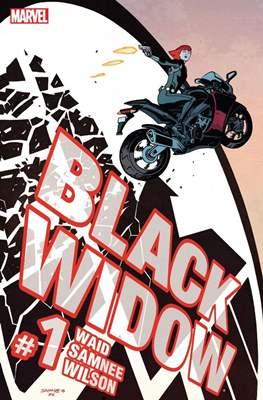 Black Widow Vol. 6