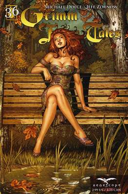 Grimm Fairy Tales (Comic Book) #36