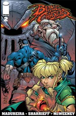 Battle Chasers (Comic-book) #2