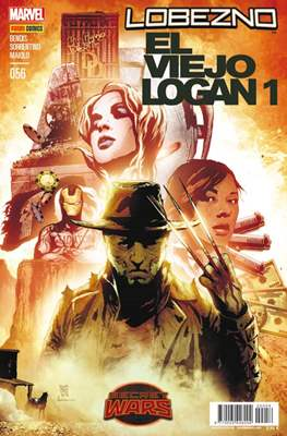 Lobezno Vol. 5 / Salvaje Lobezno / Lobeznos / El viejo Logan Vol. 2 (2011-2019) (Grapa) #56