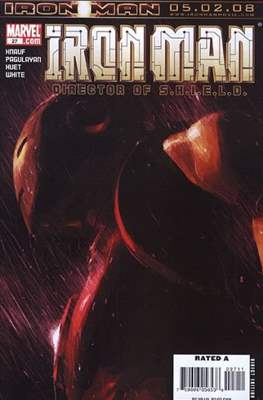 Iron Man Vol. 4 (2005-2009) #27
