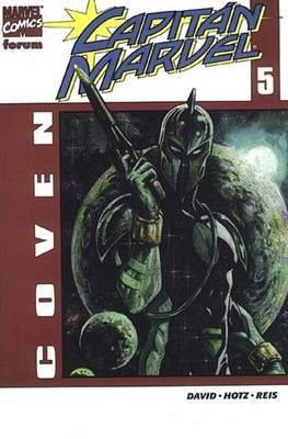 Capitán Marvel Vol. 2 (2003-2004) (Rústica 96 pp) #5