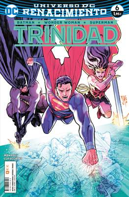 Batman / Superman / Wonder Woman: Trinidad (Grapa 24 pp) #6