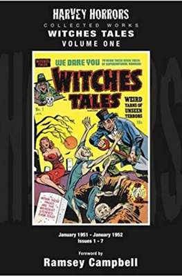 Witches Tales - Harvey Horrors Collected Works