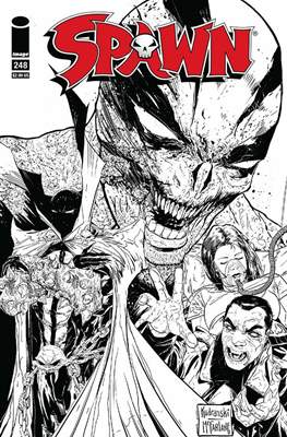 Spawn (Variant Cover) (Comic Book) #248