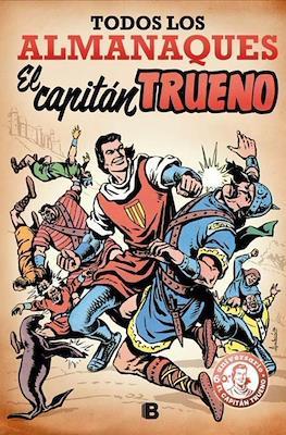 El Capitán Trueno. Todos los almanaques