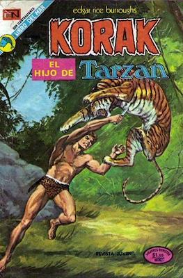 Korak, el hijo de Tarzán (Grapa 36 pp) #16