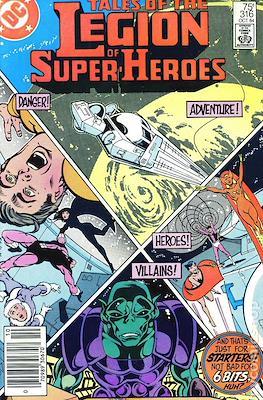 Legion of Super-Heroes Vol. 2 (1980-1987) (Comic-book) #316