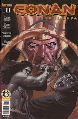 Conan. La Leyenda (Grapa 28-116 pp) #11
