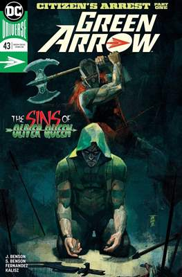 Green Arrow vol. 6 (2016-2019) (Comic-book) #43