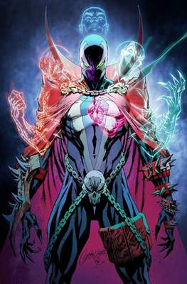 Spawn (Variant Cover) (Comic Book) #301.8
