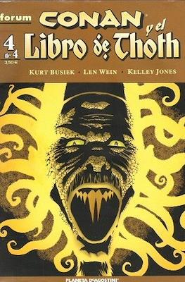 Conan y el Libro de Thoth (Grapa 40 pp) #4