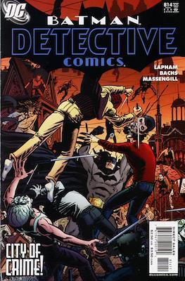 Detective Comics Vol. 1 (1937-2011; 2016-) (Comic Book) #814