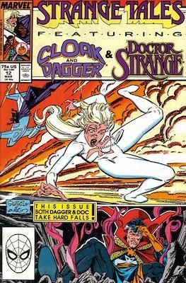 Strange Tales Vol. 2 (1987-1988) (Comic-book.) #12