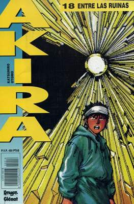 Akira (Rústica, 64 páginas) #18