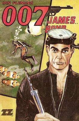 007 James Bond (Grapa) #21