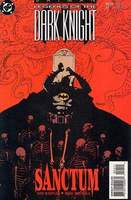 Batman: Legends of the Dark Knight Vol. 1 (1989-2007) (Comic Book) #54