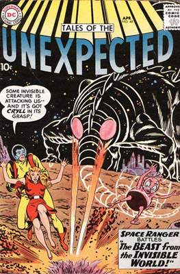 Tales of the Unexpected (1956-1968) (Comic Book) #48