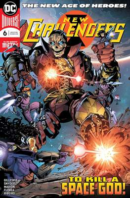 New Challengers (2018) (Comic Book) #6