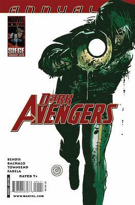 Dark Avengers Annual
