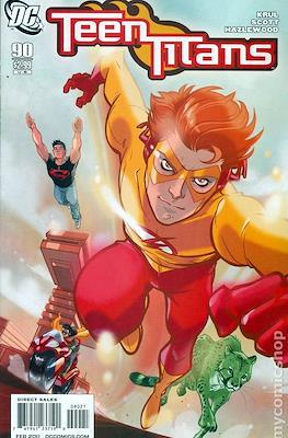 Teen Titans Vol. 3 (2003-2011 Variant Cover) (Comic Book) #90