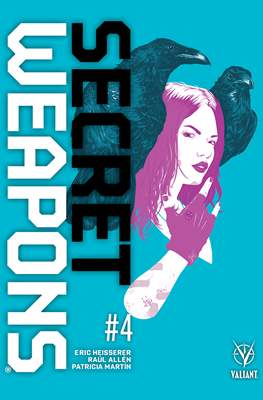 Secret Weapons (2017) (Comic Book) #4