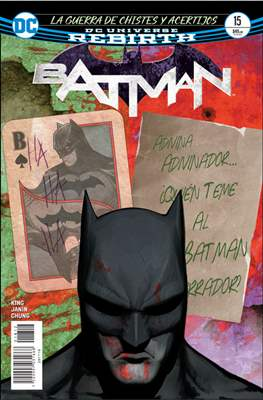 Batman (2017-...) #15