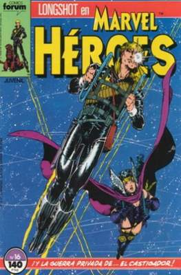 Marvel Héroes (1986-1993) (Grapa 32 pp) #16