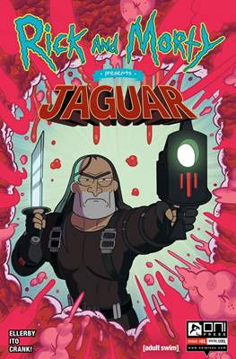 Rick and Morty presents Jaguar
