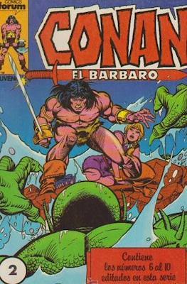Conan el Bárbaro Vol.1 #2