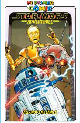 Star Wars Adventures - Mi primer Cómic #5